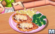 Cucina Con Sara: pollo alla parmigiana - Microgiochi.com